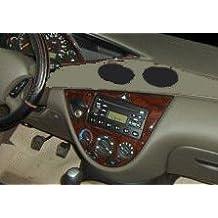 Ford Dash Focus Interior Burl Ajuste de Madera del Kit del 2003 2004