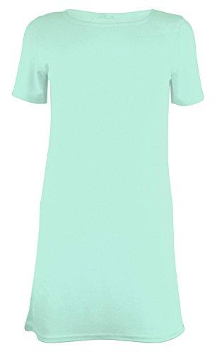Generic - Robe - Femme Multicolore Multicolore Vert - Menthe