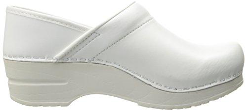 Sanita Zoccoli Prof in pelle pu colore bianco White