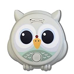Smoke Detector in the shape of a Owl / Smoke alarm from Flow