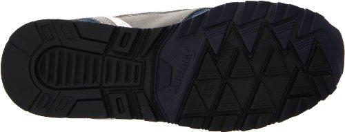 Saucony Originals Uomo Shadow 6000Cuscino Sneaker White/Grey/Navy
