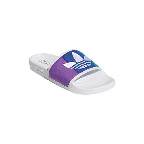 adidas Originals Badelatschen Adilette Pride EF2317 Mehrfarbig, Schuhgröße:42