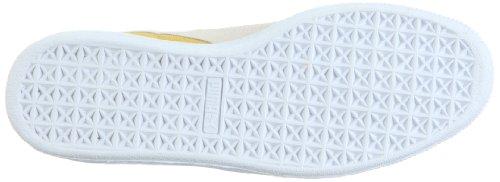 Puma Suede Classic + Herren Sneakers Gelb (lemon curry-snow white-wh 25)