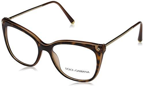 cb1cc40c377a1d Ray-Ban Damen Brillengestelle 3185 Braun (Top Havana On Transparente Brown)  54