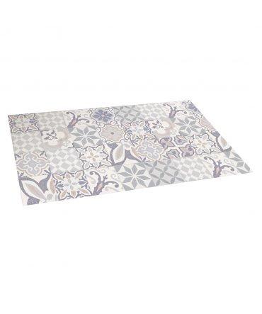 ALFOMBRA DE VINILO VINTAGE - Medidas de alfombra - 80cmx150cm