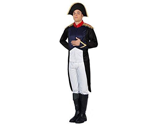 ATOSA 6118-Kostüm-Allgemeinen Französischen-Erwachsene-Größe 2