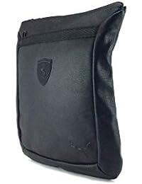 size 40 852ce 4bd4a Puma - Sf ls flat pochette nr - Sacoche pochette bandouliére - Noir -  Taille Unique
