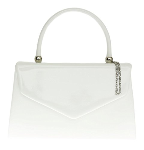 Small White Handbag: Amazon.co.uk