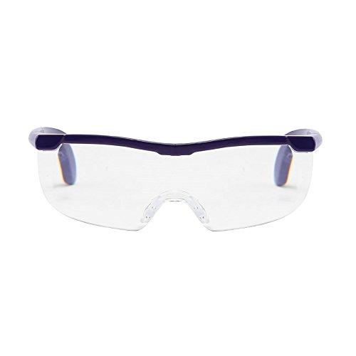 Preisvergleich Produktbild Godagoda Damen Herren Lupenbrille Lesebrillen 1.6 Fach 250 Grad Vergrößerungsbrillen Gläser 16cmx16cm