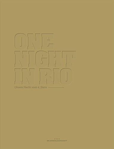 Buchseite und Rezensionen zu 'Die Nationalmannschaft - One Night in Rio (Gold-Edition)' von Paul Ripke