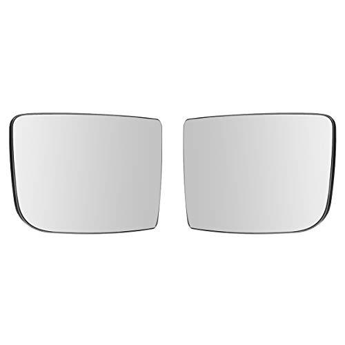 JenNiFer Ala Reaview Auto Specchio Vetro Spingere Sul Lato Destro Sinistro Per Mercedes Sprinter 06-Onon - Va Bene