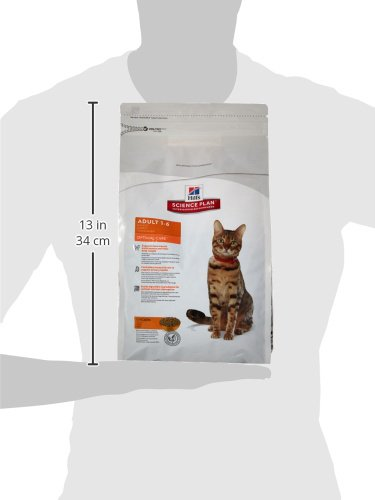Hills Science Plan Feline Adult Optimal Care - Chicken 5