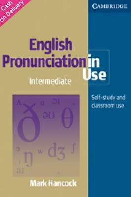 English Pronunciation in Use Intermediate Book with Answers, Audio CDs(4) and CD-ROM South Asian Rep