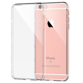 "Store@urdoor Clear Transparent Hard Back Case Cover iPhone 6 4.7"" inch."