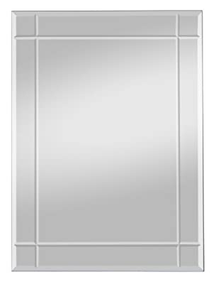Spiegelprofi F0067090 Facettenspiegel Jan, 70 x 90 cm, 4 mm stark
