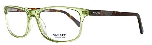 GANT Herren Brillengestelle Brille GA3049 54095, Grün, 54