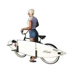 Surfboard Bike Side carry Rack