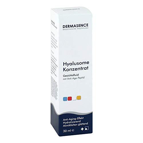 DERMASENCE Hyalusome Konzentrat, 30 ml Emulsion