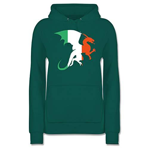 Pinker Drache Kostüm - St. Patricks Day - Drache Irland