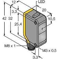 Trasmettitore Turck Opto Sensor Q20EQ7