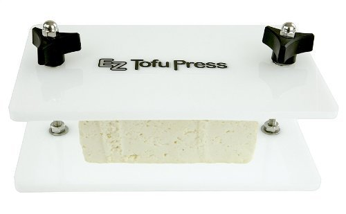 EZ Tofu stampa - rimuove l'acqua da Tofu per una migliore sapore e consistenza , da EZ Tofu Press