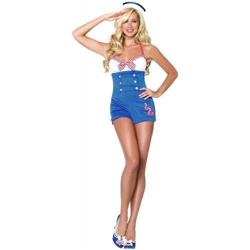 Bodysocks® Matrose Kostüm für Damen