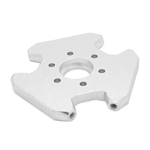 Stampante 3d accessori m3 delta kossel fisheye effettrici amaca 3mm di metallo
