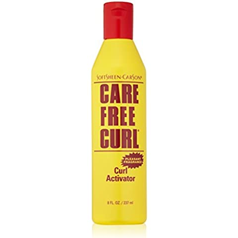 Care Free Curl Stimolatore Ricci 240 ml
