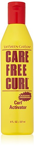 Care Free Curl Gold softsheen Instant Aktivator 237ml