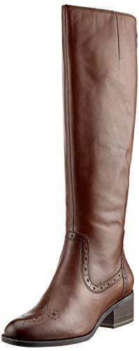 Tamaris Damen 25541-21 Hohe Stiefel, Braun (Mocca 304), 38 EU