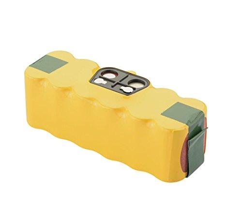 3500mAh Ni-Mh APS Batterie pour iRobot Roomba APS500 | 80501 - iRobot Roomba 500 | 510 | 530 | 532 | 535 | 540 | 550 | 555 | 560 | 562 | 570 | 580 | 581 | 610 | 760 | 770 | 780 | R3 - Robotic Vacuum Cleaner U290 - Klarstein Cleanmate | Cleanfriend Veluce R290 - 80501 Discovery Series Robotic Vaccums [ Ni-Mh; 3500mAh; 14,4V ]