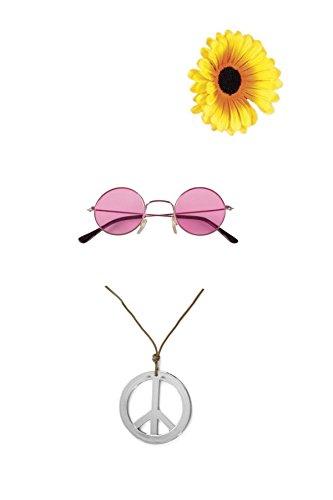 Mädels Hippie Set Flower Power -