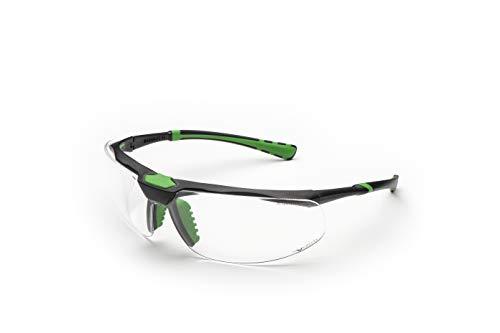 Univet 5X3 Ballistische Schutzbrille mit ANTI-KRATZ PLUS Beschichtung