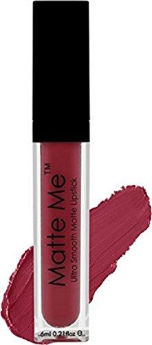 ADS Matte Me Ultra Smooth Lip Cream (Starry Pink, 420) 6ml