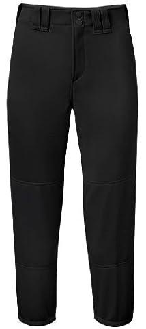 Mizuno femmes de Select fastpitch Basse avec ceinture pour femme Noir Taille M 350150-blk-m
