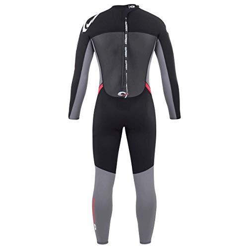 """blck//grey Osprey Ladies Shortie wetsuit size LGE//LONG Chest 38.5/"""""""