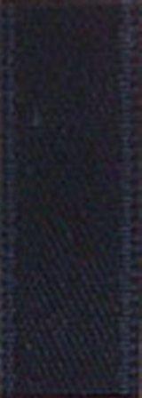 Double Satin mm10 * 100 m Bleu nuit