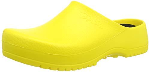 Birkenstock Unisex-Erwachsene Super-Birki Clogs, Gelb (YELLOW), 37 EU -
