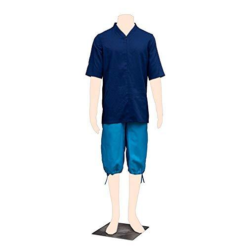 Dream2Reality Spirited Away Cosplay Kostuem Haku Cloth X-Large