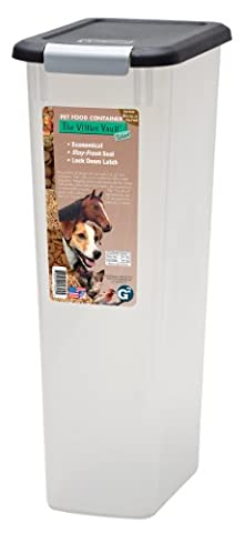 Gamma2 Select 25 for Pet Food Storage by Gamma (English Manual)