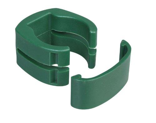Metallzaun-Set Stabiler Metallzaun zur Abgrenzung von Haus und Garten