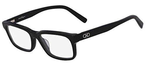 Salvatore ferragamo occhiali da vista sf 2781 black uomo