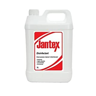 Jantex CF984 Disinfectant and Floor Cleaner, 5 L