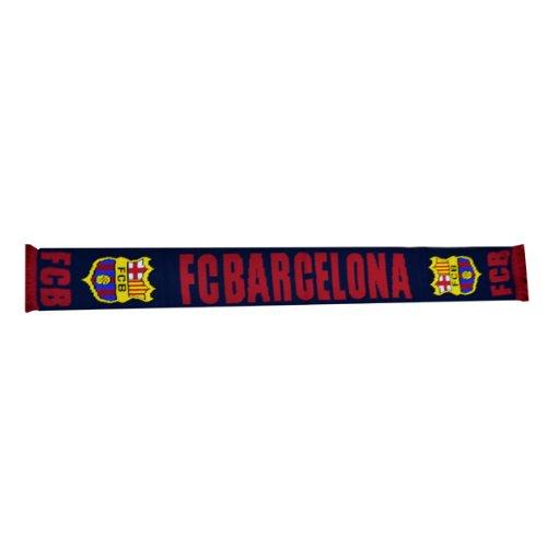 Official FC BARCELONA große Flotte Schal