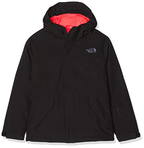 THE NORTH FACE Mädchen Kira Triclimate Jacke, TNF Black, M (The North Face Mädchen Jacken)