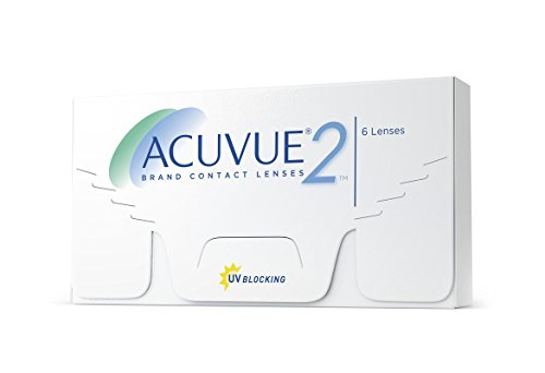 Acuvue 2 Weekly Contact Lens - 6 Pieces (-9)