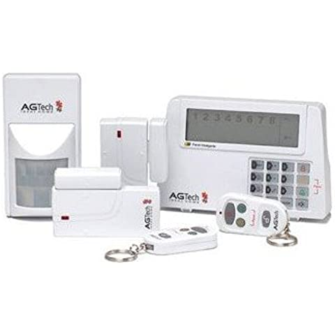 Kit alarma multizona sin hilos AG100+