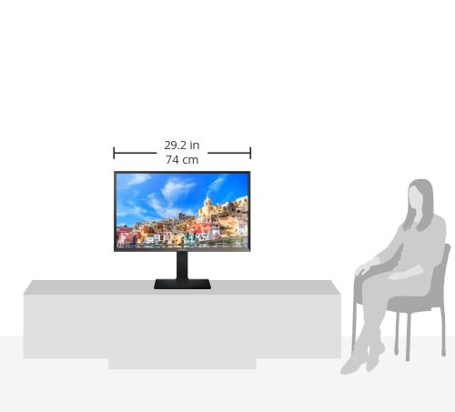 Samsung LS32D850T 32-Inch WQHD PLS LED Monitor (2560 x 1440, 300 cd/m2, 16:9)