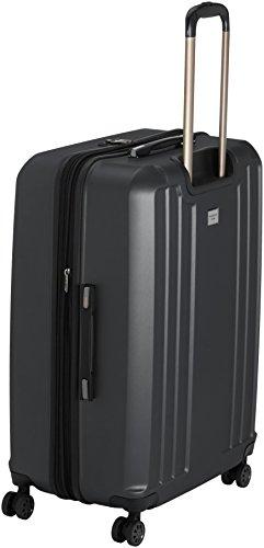 HAUPTSTADTKOFFER - X-Berg - Koffer Trolley Hartschalenkoffer, TSA, 75 cm, 128 Liter, Schwarz - 3