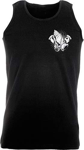 Camiseta sin Mangas: Biker Pray   Regalo Motero s